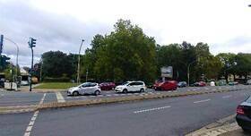 Straßenansicht Hövelstraße (Foto: EWG, 2020)