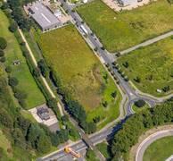 Luftbild: Grundstück (Blossey)